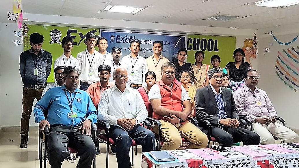 Excel Engineering College - Horcrux - Computer Science - Inaguration - 04 July 2017 - Excel Organizers