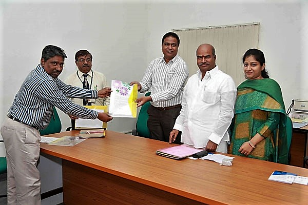 MOU - Industry Institute Partnership on 29 June 2016 - Engineering College