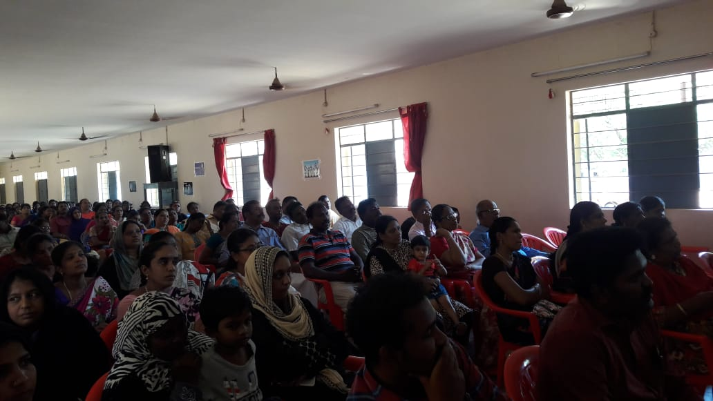 SBIOA Trichy Parents Interaction
